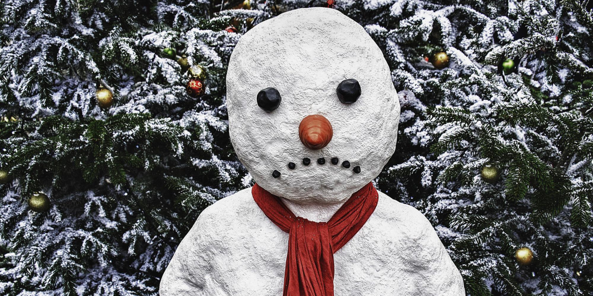 Essere tristi a Natale: il Christmas Blues