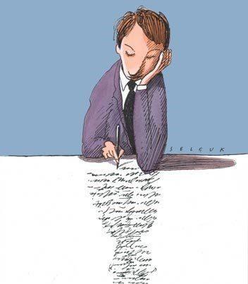 scrittura ed emozioni